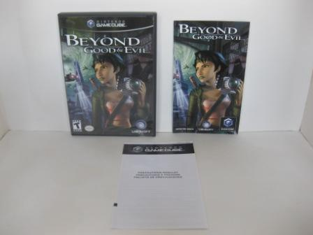 Beyond Good and Evil (CASE & MANUAL ONLY) - Gamecube