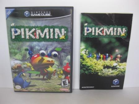Pikmin (CASE & MANUAL ONLY) - Gamecube