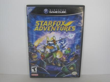 Star Fox Adventures (CASE ONLY) - Gamecube