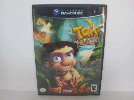 Tak and the Power Juju (CASE ONLY) - Gamecube