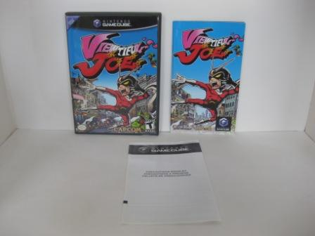 Viewtiful Joe (CASE & MANUAL ONLY) - Gamecube