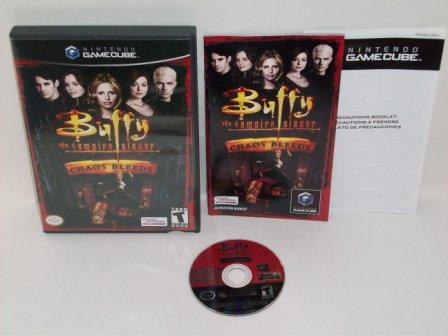 Buffy the Vampire Slayer: Chaos Bleeds - Gamecube Game