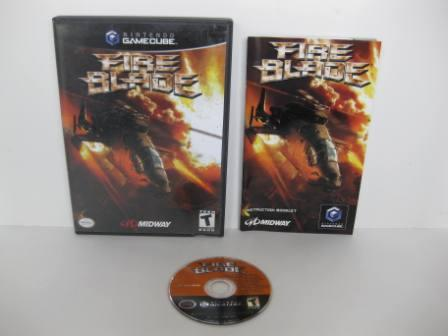 Fire Blade - Gamecube Game