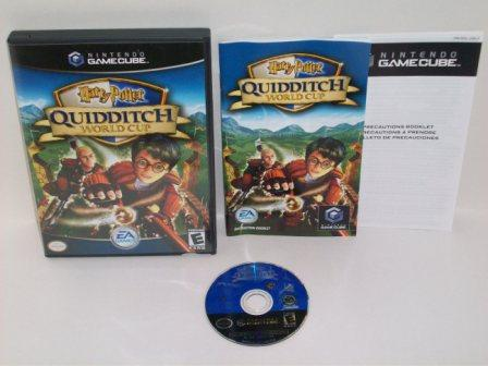 Harry Potter: Quidditch World Cup - Gamecube Game