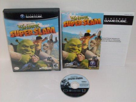 Shrek: Super Slam - Gamecube Game