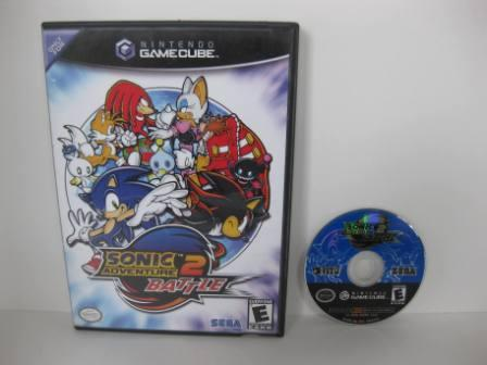 Sonic Adventure 2 Battle - Gamecube Game