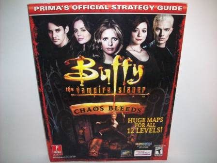 Buffy the Vampire Slayer: Chaos Bleeds Strategy Guide
