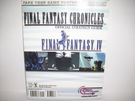Final Fantasy Chronicles - IV & Chrono Trigger - Strategy Guide
