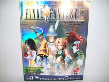 Final Fantasy IX - Official Strategy Guide