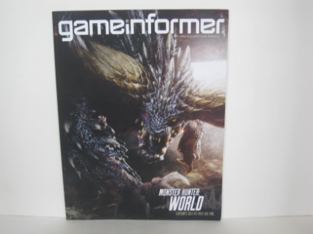 Game Informer Magazine - Vol. 296 - Monster Hunter: World