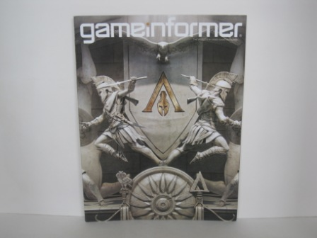 Game Informer Magazine - Vol. 305 - Assassins Creed Odyssey