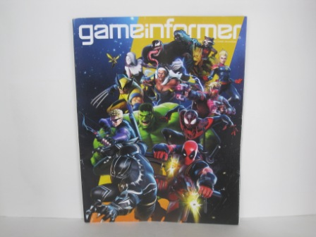 Game Informer Magazine - Vol. 314 - Marvel Ultimate Alliance 3