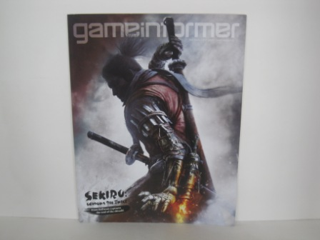 Game Informer Magazine - Vol. 310 - Sekiro: Shadows Die Twice