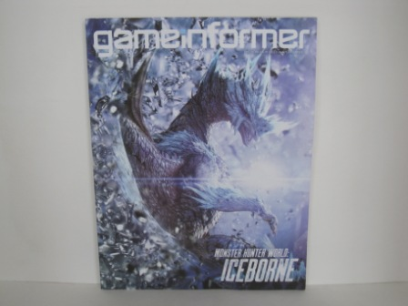 Game Informer Magazine - Vol. 316 Monster Hunter World: Iceborne