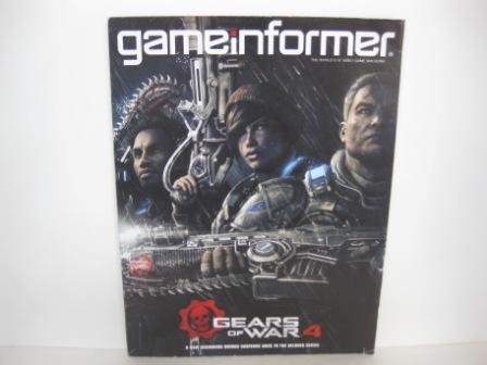 Game Informer Magazine - Vol. 276 - Gears of War 4