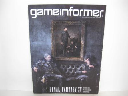Game Informer Magazine - Vol. 277 - Final Fantasy XV