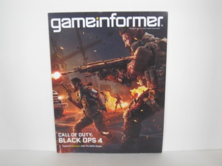 Game Informer Magazine - Vol. 306 - Call of Duty: Black Ops 4