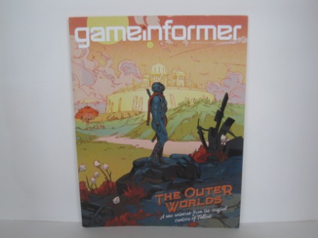 Game Informer Magazine - Vol. 311 - The Outer Worlds