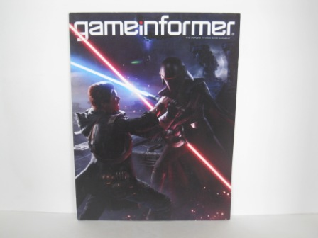 Game Informer Magazine - Vol. 315 - Star Wars Jedi: Fallen Order