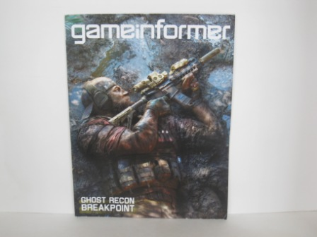 Game Informer Magazine - Vol. 318 - Ghost Recon Breakpoint