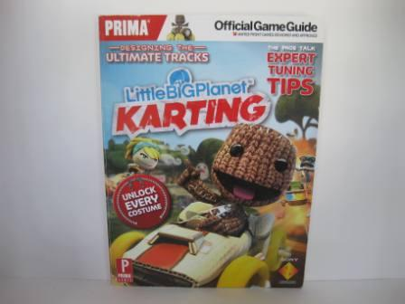 LittleBigPlanet Karting - Official Game Guide