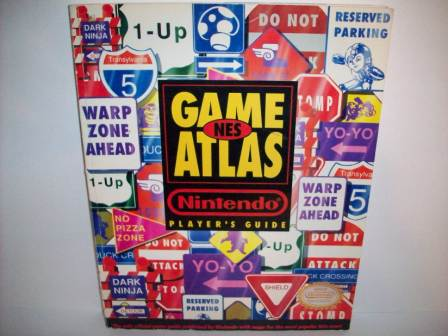NES Game Atlas - Nintendo Players Guide