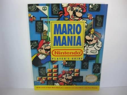 Mario Mania - Nintendo Players Guide