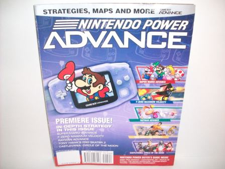 Nintendo Power Advance - Volume 1