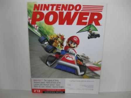 Nintendo Power Magazine - Vol. 273