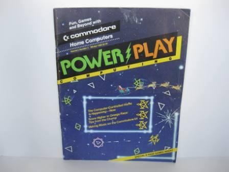 Power Play Computing Magazine - 1982 Winter Issue - Vol. 1 No. 3