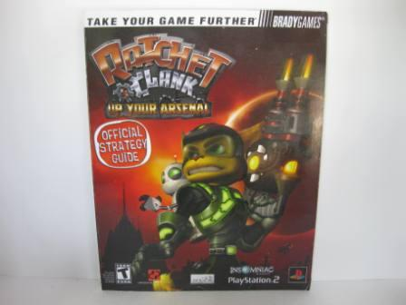 Ratchet & Clank: Up Your Arsenal - Official Strategy Guide