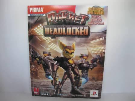 Ratchet: Deadlocked - Official Strategy Guide