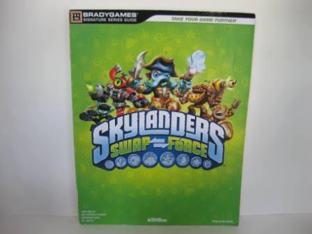 Skylanders Swap Force - Signature Series Guide