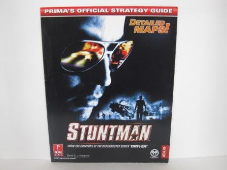 Stuntman - Official Strategy Guide
