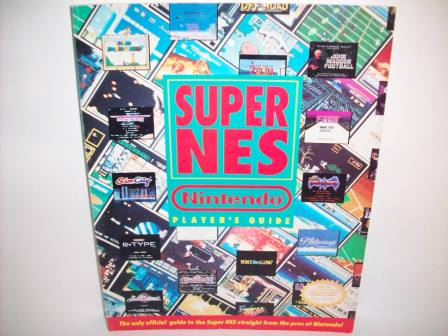 Super NES - Nintendo Players Guide