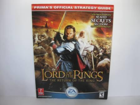 The Lord of the Rings: The Return of the King - Strategy Guide