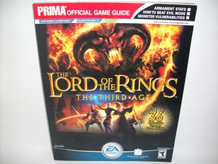 The Lord of the Rings: The Third Age - Official Strategy Guide