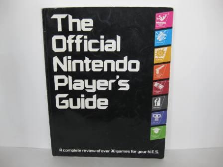 The Official Nintendo Players Guide