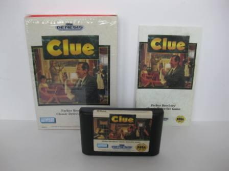 Clue (CIB) - Genesis Game
