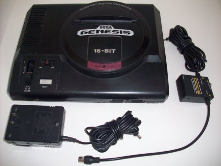Genesis System (1601) w/ RF Switch, Power Supply