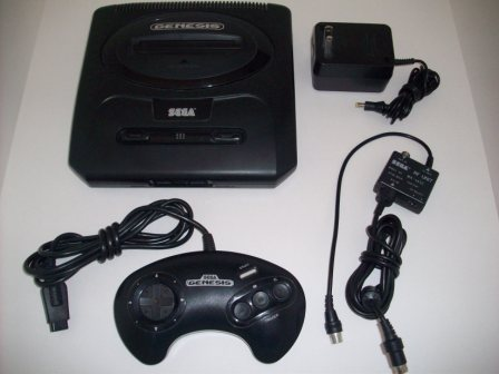 Genesis System (MK-1631) w/ 1 Controller, RF, Power Supply