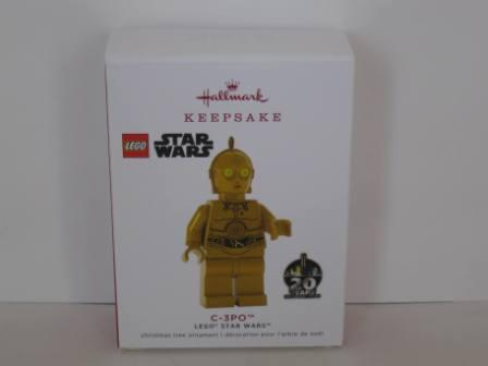 C-3PO Lego Star Wars Keepsake Ornament by Hallmark (NEW)
