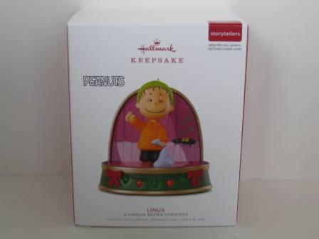 A Charlie Brown Christmas Linus Christmas Ornament (NEW)