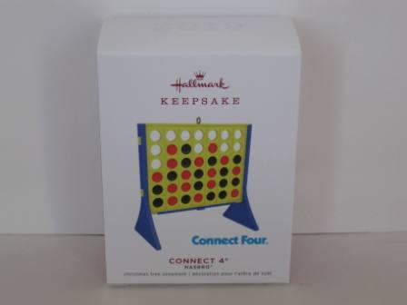 Hasbro Connect Four Keepsake Ornament by Hallmark (NEW)