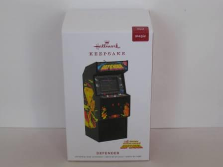 Defender Arcade Machine Keepsake Ornament by Hallmark (NEW)