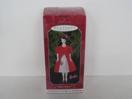 Gay Parisienne Barbie Keepsake Ornament by Hallmark (1999)