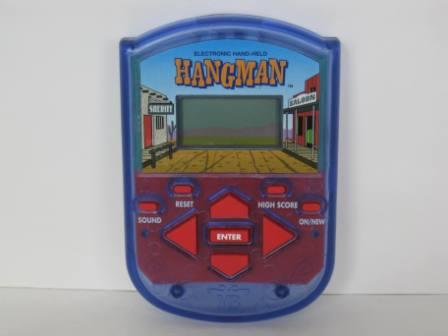 Electronic Hand-Held Hangman (1995) - Handheld Game