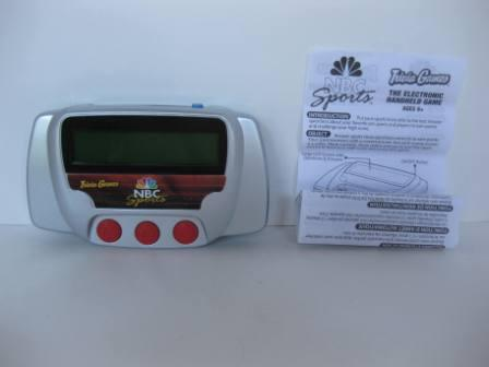 NBC Sports Trivia Games (2008) - Handheld Game