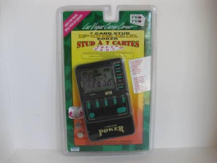 7 Card Stud Poker (1994) (SEALED) - Handheld Game