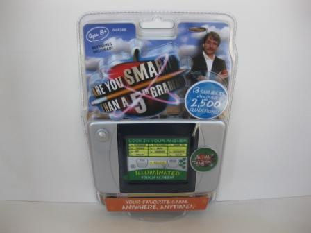 Are You Smarter than a 5th Grader? (SEALED) - Handheld Game
